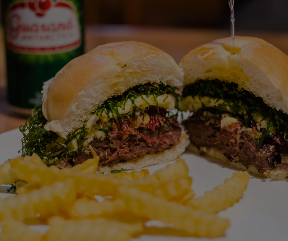 Ev Yapımı Steakhouse Burger